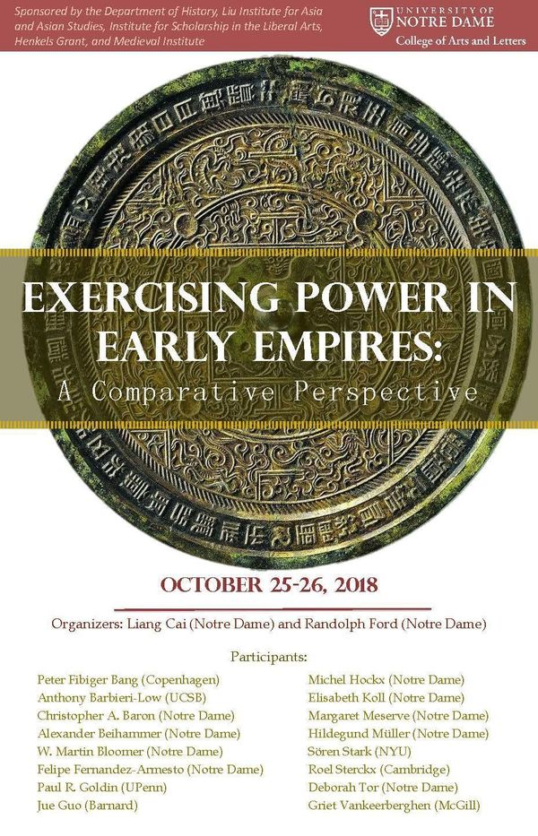 Exercising Power In Early Empires 5