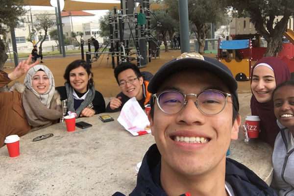 From Hong Kong to South Bend: An international student's perspective on celebrating differences and taking advantage of opportunities