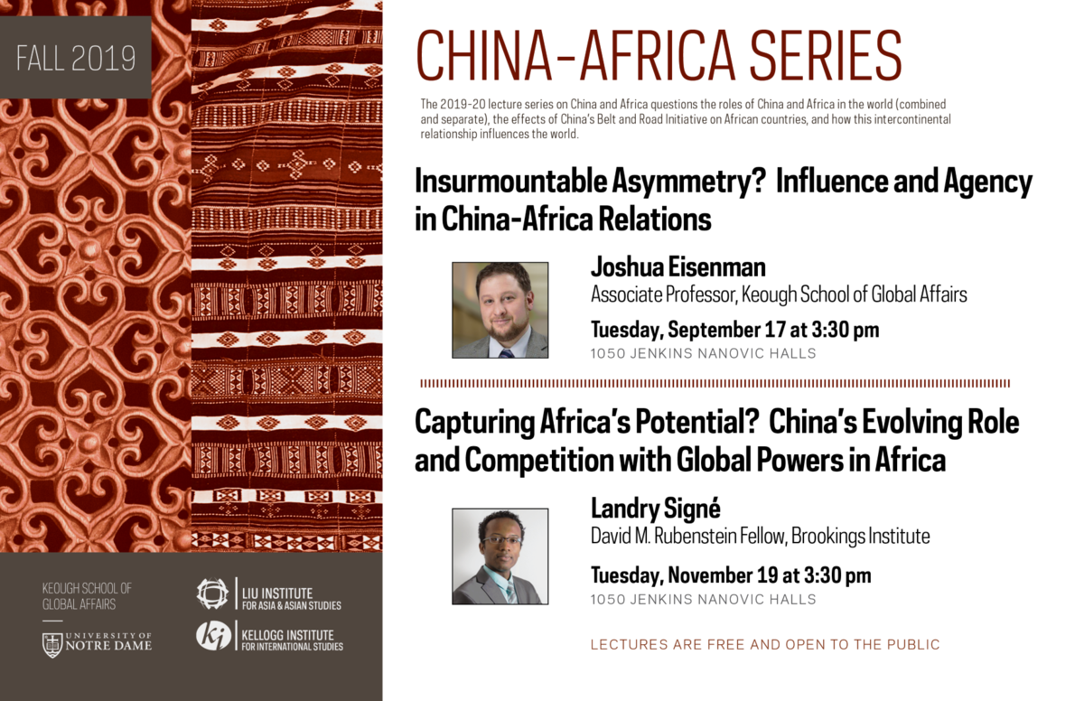Posters Fall 2019 China Africa4 Reduced