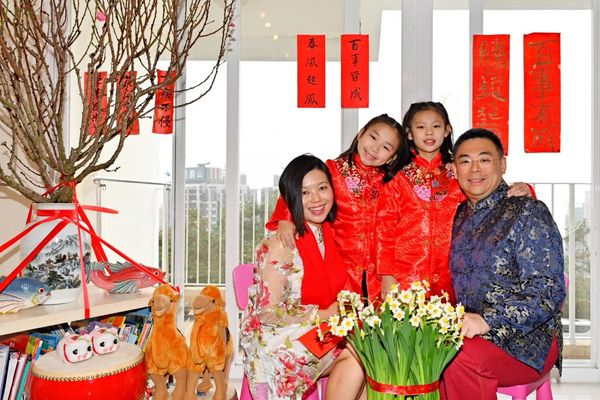 How Notre Dame International staff abroad celebrate the Chinese New Year